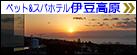 ペット&スパホテル伊豆高原